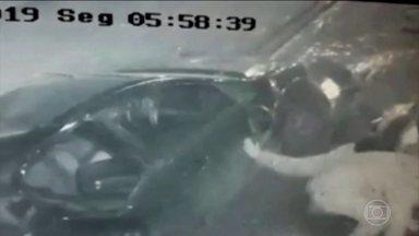 Atropelamento deixa quatro feridos no interior do Rio Grande do Sul - O motorista foi preso em flagrante por suspeita de embriaguez.