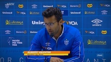 Avaí sofre empate no fim e segue na lanterna da Série A - Avaí sofre empate no fim e segue na lanterna da Série A