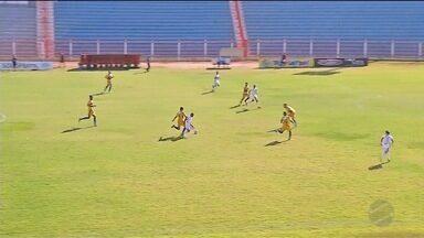 O União estreou com vitória na Copa FMF, venceu por um a zero o Araguaia - O União estreou com vitória na Copa FMF, venceu por um a zero o Araguaia.