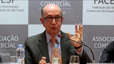 Secretário da Receita defende contribuição sobre pagamentos - Governo prepara projeto de reforma tributária. Rodrigo Maia, presidente da Câmara, disse que essa ideia não vai ter aprovação dos deputados.