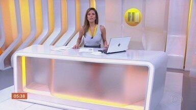 Hora 1 - Edição de terça-feira, 13/08/2019 - Os assuntos mais importantes do Brasil e do mundo, com apresentação de Monalisa Perrone