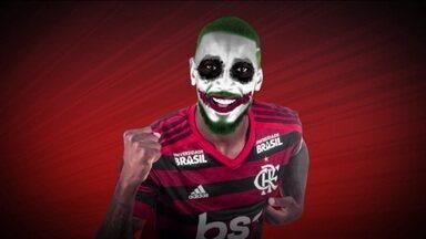 Flamengo aproveita tempo para treinar e Gérson se torna o coringa do time - Flamengo aproveita tempo para treinar e Gérson se torna o coringa do time