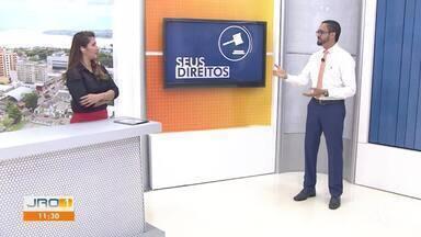 Fábio Roberto, defensor público, dá dicas de trocas de presentes - Quadro Seus Direitos.