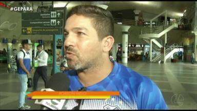 Bragantino-PA viaja para jogo decisivo da Copa Verde - Equipe enfrenta o Santos-AP no jogo de volta das oitavas de final da competição. Robson Melo tem garantida a participação de Bilau.