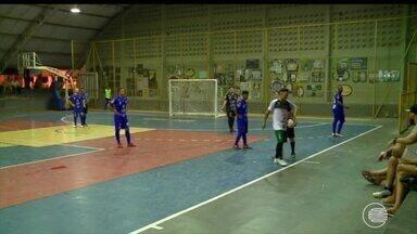 Rodada com muitos gols da Taça Clube de Futsal - Rodada com muitos gols da Taça Clube de Futsal