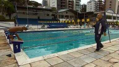 Nadador do Clube Bom Pastor se prepara para disputa do Parapan - Gabriel Araújo vai integrar a delegação brasileira na competição em Lima, no Peru