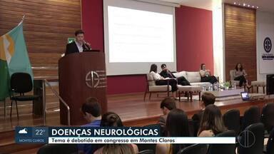 Congresso em Montes Claros debate doenças neurológicas - Profissionais e estudantes da área debateram formas de tratamento e novidades da área.
