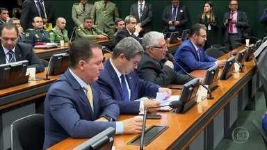 Senado aprova nomes de convidados para audiências públicas sobre reforma da Previdência - Audiências vão começar com o secretário especial Rogério Marinho. Lista inclui o ministro da Economia, Paulo Guedes, representantes de magistrados, policiais e servidores.