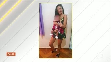Seis jovens foram mortos no RJ nos últimos dias - Última vítima foi uma adolescente de 17 anos, vítima de bala oerdade. Ela foi atingida quando estava com o filho de menos de dois anos no colo. Bebê também foi atingido e está internado.