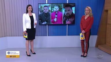 Giro de notícias: confira informações de Santa Maria, Santa Cruz do Sul e Porto Alegre - Assist ao vídeo.