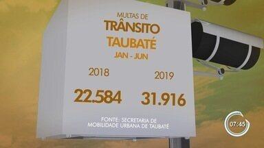 Com novo contrato, prefeitura vai mudar localização de radares em Taubaté - Quinze dos 40 pontos de fiscalização serão alterados. Prefeitura diz que considerou estudo de vias com maior índice de acidentes. A lista de locai ainda será divulgada.