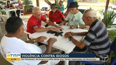 Chega a 44 o número de casos de violência contra idosos registrados em Santarém - Dados são do Conselho Municipal dos Direitos da Pessoa Idosa.