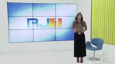 RJ1 Inter TV - Edição de quinta-feira, 14 de agosto de 2019 - Apresentado por Fabiana Lima, o telejornal da hora do almoço traz as principais notícias das regiões Serrana, dos Lagos, Norte e Noroeste Fluminense.