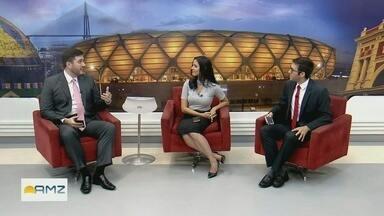 Advogado empresarial comenta os possíveis impactos da reforma tributária na ZFM - Jonny Cleuter Mendonça comenta.