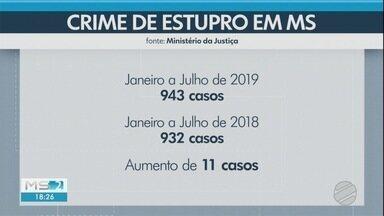 Polícia prende três por estupro de vulnerável em Corumbá - Em Mato Grosso do Sul.