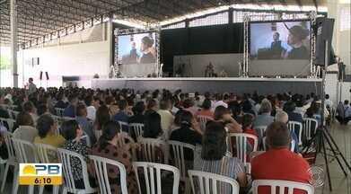 """Congresso Mundial das Testemunhas de Jeová acontece em João Pessoa - Tema do evento é """"O amor nunca acaba""""."""
