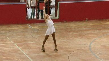 Torneio de patinação revela novos talentos em Santos - A competição foi realizada no Clube Internacional de Regatas.
