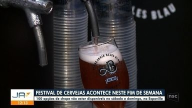 Festival de Cervejas acontece neste fim de semana em Joinville - Festival de Cervejas acontece neste fim de semana em Joinville