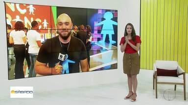 Bom Dia Sábado - Edição de 17 de agosto de 2019 - Ádison Ramos e Priscila Dianin apresentam os projetos da área de cobertura da Inter TV apoiados pelo Criança Esperança. E Gustavo Garcia encara desafio circense por um dia no 'Vai Encarar'.