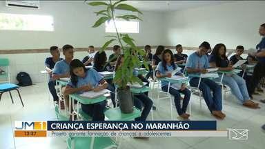 Escola agrícola em São Luís Gonzaga é beneficiada pelo projeto Criança Esperança - Escola garante a adolescentes da região oportunidades de um futuro cheio de possibilidades.