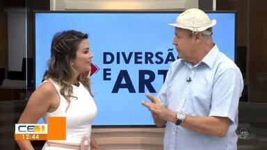 Confira as dicas para o seu fim de semana com Lívia Baral - Saiba mais em g1.com.br/ce