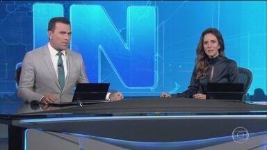 Jornal Nacional, Íntegra 17/08/2019 - As principais notícias do Brasil e do mundo, com apresentação de William Bonner e Renata Vasconcellos.