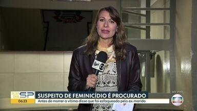 Suspeito de feminicídio é procurado em Piracicaba - Mais um caso de feminicídio. Um homem suspeito de matar a ex-mulher em Piracicaba é procurado pela polícia.