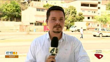 Recapeamento do asfalto de Colatina, ES, está atrasado - Era para o recapeamento ter começado nesta segunda-feira (19).