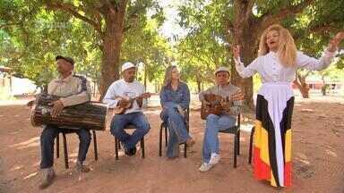 Grupo Raízes do Samba uma família apaixonada por música - Bloco 01 - Grupo Raízes do Samba uma família apaixonada por música - Bloco 01