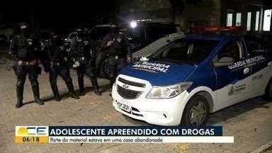 Halisson Ferreira traz as informações do plantão policial - Saiba mais em g1.com.br/ce
