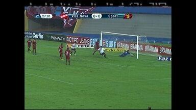 Bruno Mineiro faz gol do acesso do Sport em 2011 - Bruno Mineiro faz gol do acesso do Sport em 2011
