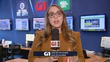 Carol Andrade traz os destaques do G1 nesta terça-feira - Carol Andrade traz os destaques do G1 nesta terça-feira (20).