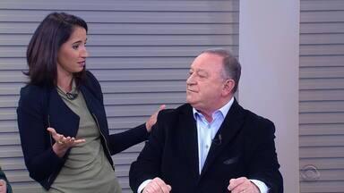 Confira os destaques do esporte no Jornal do Almoço desta terça (20) - Assista ao vídeo.