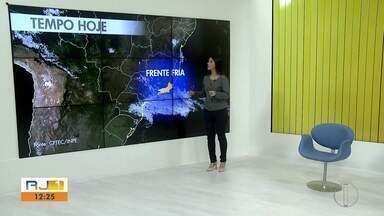 Confira a previsão do tempo para as cidades do interior do Rio - Veja as temperaturas para esta terça-feira (20).