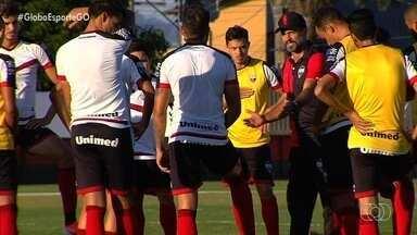 Atlético-GO visita o Paraná e tenta mais uma vitória para seguir no G-4 - Dragão joga em Curitiba para buscar permanecer no G-4 e continuar na briga pela liderança da Série B.