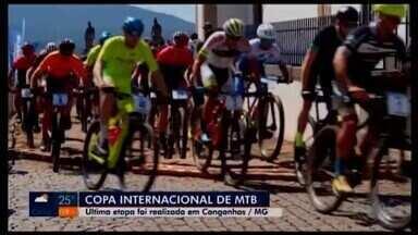 Atletas de Araxá disputam última etapa da Copa Internacional de Mountain Bike - Competição foi em Contagem-MG, no último final de semana