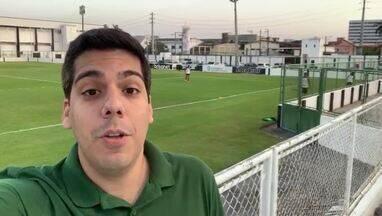 GE no Vovô: Confira as novidades da reapresentação do Ceará mirando o Flamengo - Lucas Catrib compartilha as notícias do Vovô