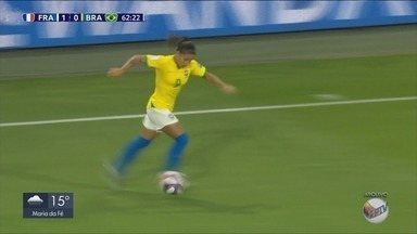 Debinha é convocada para a Seleção Brasileira de Futebol - Debinha é convocada para a Seleção Brasileira de Futebol