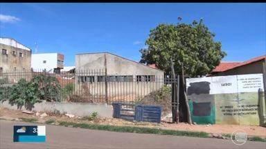 Escola de Picos tem obra que já dura 6 anos e prejudica alunos - Escola de Picos tem obra que já dura 6 anos e prejudica alunos