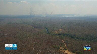 Amazônia Legal no Maranhão está em alerta por causa do desmatamento - Em toda a região amazônica, o desmatamento já aumentou mais de 15% só no último ano.