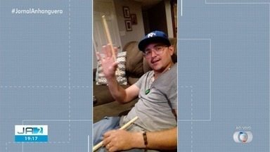 Família procura por empresário goiano que desapareceu nos EUA: 'Estamos sem chão' - Tiago Lopes de Passos, de 34 anos, mora na Flórida e, segundo parentes, foi visto pela última vez quando saía para pescar. Carro, caiaque e documentos dele foram encontrados próximo ao rio.