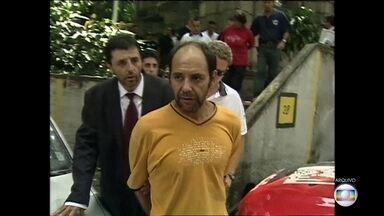 Sequestrador Mauricio Norambuena preso em SP volta para cadeia no Chile - Ele estava preso há 17 anos no Brasil pelo sequestro do publicitário Washington Olivetto.