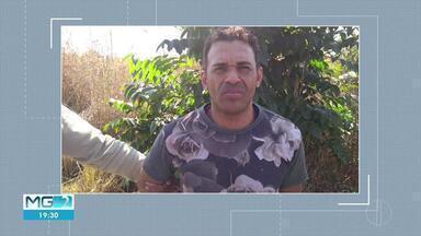 Suspeito de matar idosa em Montes Claros é preso tentando fugir de caminhão - Marcos Guaribano estava pintando casa que pertence a Elvira Albertini. Ele foi preso pela Polícia Militar na MGC-122, perto do trevo de Capitão Enéas.