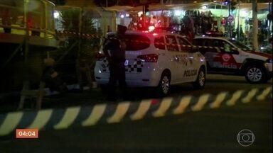 Duas pessoas são baleadas no Centro de São Paulo - A violência ocorreu em um horário em que muita gente circulava no local.