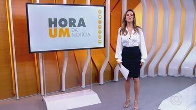 Hora 1 - Edição de quarta-feira, 21/08/2019 - Os assuntos mais importantes do Brasil e do mundo, com apresentação de Monalisa Perrone