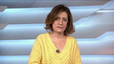 Miriam Leitão aponta os risco do novo crédito imobiliário corrigido pelo IPCA - Comentarista também apontou o problema recorrente do país com os juros altos.