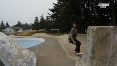 Gold Beach Skatepark (Oregon)