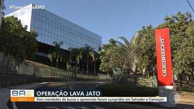 Lava Jato: Polícia Federal cumpre mandato de busca e apreensão em Salvador e Camaçari - Policiais estiveram em prédio de luxo, no Campo Grande; e resort, em Camaçari.