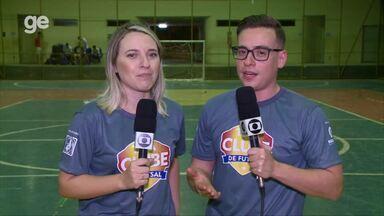 Direto da Quadra #5 discute o desfecho emocionante da 1ª fase da Taça Clube de Futsal - Direto da Quadra #5 discute o desfecho emocionante da 1ª fase da Taça Clube de Futsal