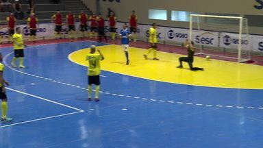 Copa Brasília de Futsal: Riacho Fundo empata com Sudoeste - Copa Brasília de Futsal: Riacho Fundo empata com Sudoeste